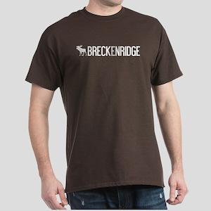 Breckenridge Moose Dark T-Shirt