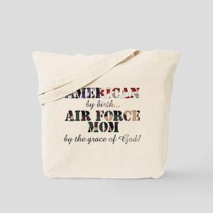 AF Mom by grace of God Tote Bag