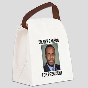 BEN CARSON Canvas Lunch Bag