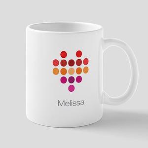 I Heart Melissa Mug