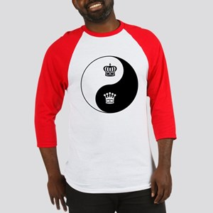 King-Queen yin yang Baseball Jersey