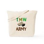 TMW ARMY Tote Bag