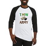 TMW ARMY Baseball Jersey