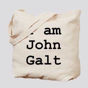 I am John Galt 01 Tote Bag