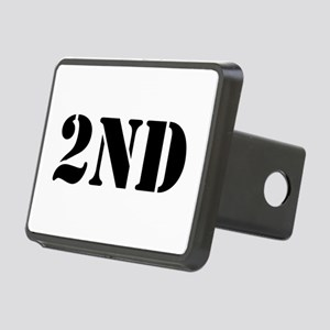 """2nd Amendment"" Rectangular Hitch Cover"