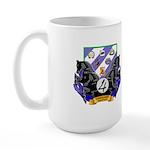 4th BDE Vanguard Large Mug