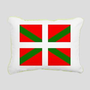 Ikurrina Rectangular Canvas Pillow