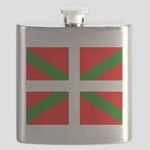 Ikurrina Flask
