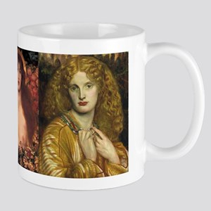 Rossetti Collage Mug