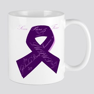 Lupus Ribbon Mug