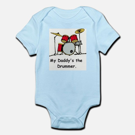 My daddys the drummer Body Suit