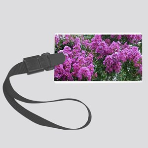 Mother Nature Large Luggage Tag