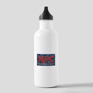 NPC NAVAL Sports Water Bottle