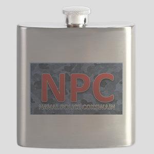 NPC NAVAL Flask