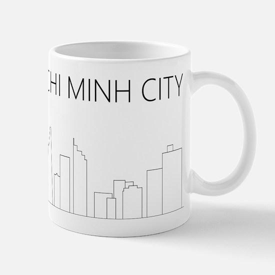 HCMC Skyline Mugs