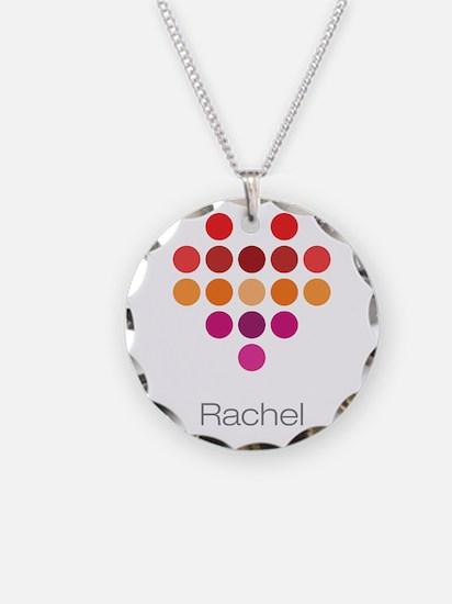 I Heart Rachel Necklace