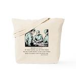 Veins Fact Tote Bag