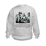 Veins Fact Sweatshirt