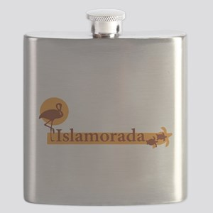 Islamorada - Beach Design. Flask