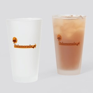 Islamorada - Beach Design. Drinking Glass