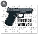 Piece Be With You Puzzle
