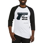 Piece Be With You Baseball Jersey
