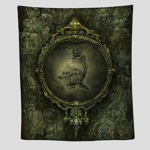 Knight Fantasy Wall Tapestry