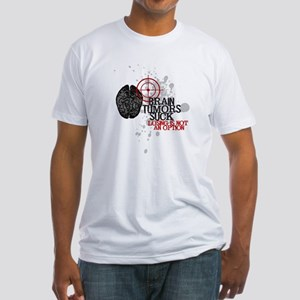 Losing is Not an Option Fitted T-Shirt