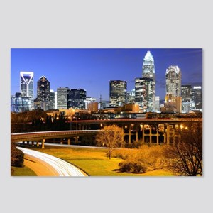 Postcards (Pk of 8) - skyline of Uptown, the of