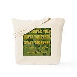 Hunt Together Tote Bag