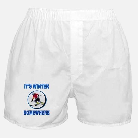 WINTER Boxer Shorts