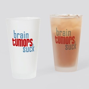 Brain Tumors Suck Drinking Glass