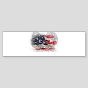 American Angler Bumper Sticker