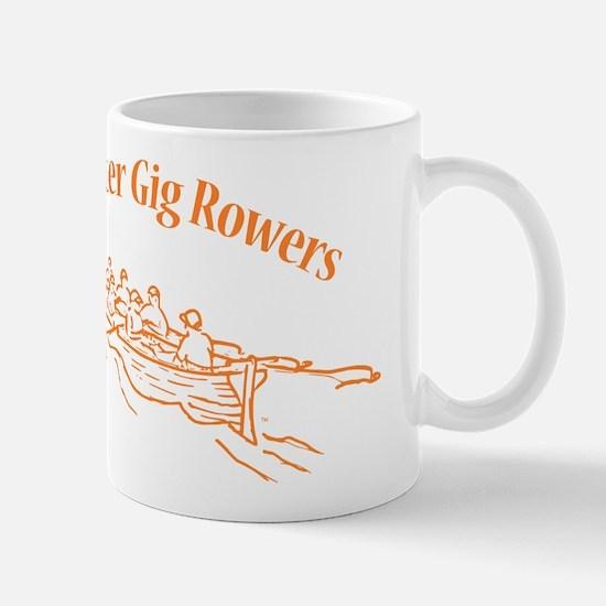 Gloucester Gig Rowers Mug