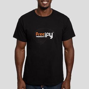 Big Freethoughtify Brain T-Shirt