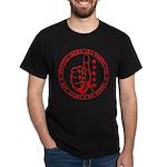 Stuffed Drunk & Merry: Full M Dark T-Shirt