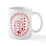 Stuffed Drunk & Merry: Full M Mug