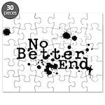 No Better End Puzzle