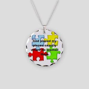 Autism Necklace