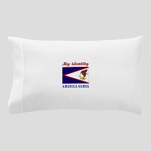 My Identity America Samoa Pillow Case