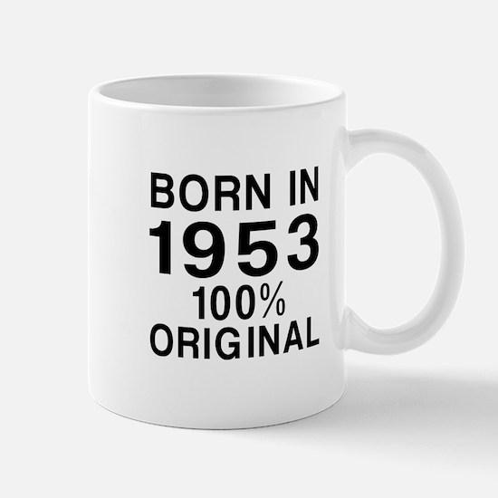 Born In 1953 Mug