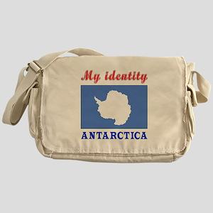 My Identity Antarctica Messenger Bag