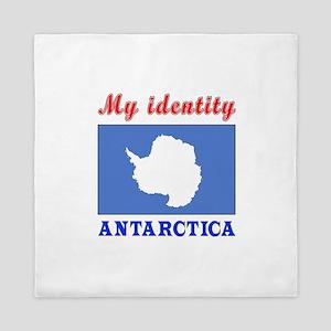 My Identity Antarctica Queen Duvet
