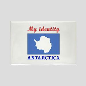 My Identity Antarctica Rectangle Magnet