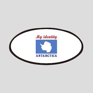 My Identity Antarctica Patches