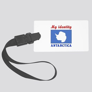 My Identity Antarctica Large Luggage Tag