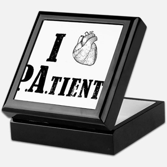 I Heart Patients Keepsake Box