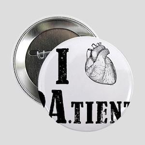 "I Heart Patients 2.25"" Button"
