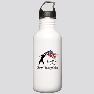 Live Free Water Bottle