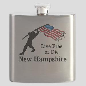 Live Free Flask